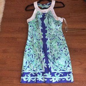 NWT Lilly Pulitzer lea shift size 4 dress